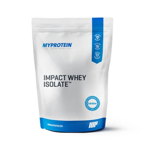 IMPACT WHEY ISOLATE 1000gr- MYPROTEIN