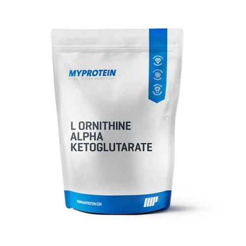 L ORNITHINE ALPHA KETOGLUTARATE 250gr - MYPROTEIN