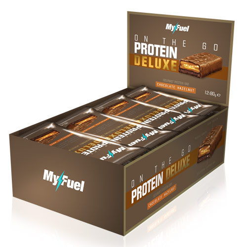 PROTEIN DELUXE BAR - MYFUEL