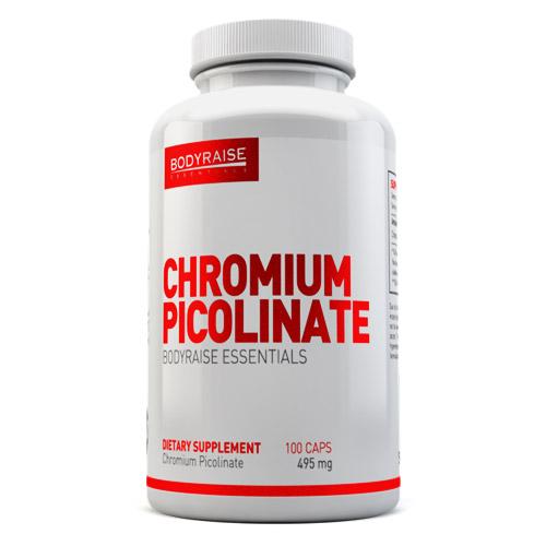 CHROMIUM PICOLINATE 100caps - BODYRAISE