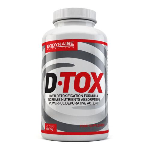 D - TOX 60caps - BODYRAISE