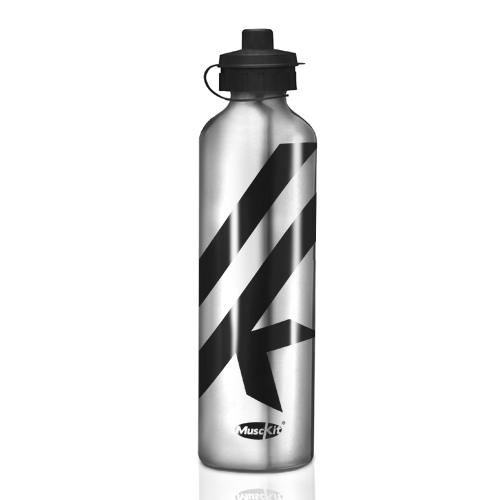 ALUMINIUM BOTTLE 1000ml - MUSCKIT