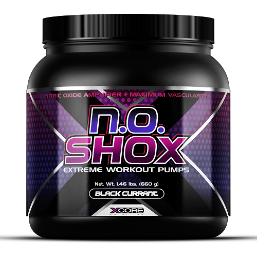 N.O. SHOX 660gr - XCORE