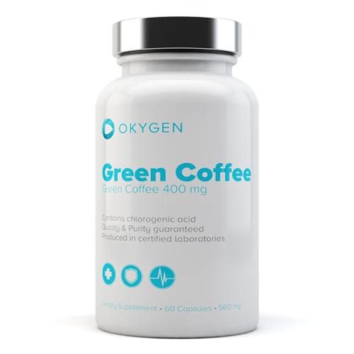 GREEN COFFEE 60TABS - OKYGEN