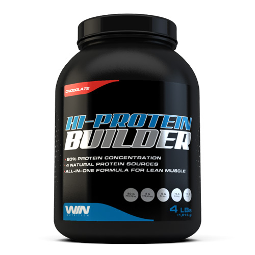 HI-PROTEIN BUILDER 1814GR - WIN