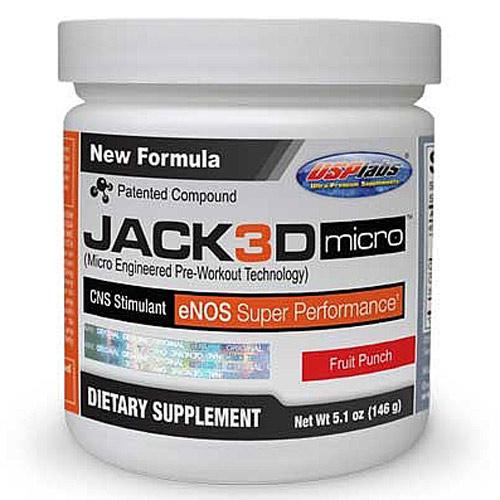 JACK3D MICRO 146GR - USPLABS