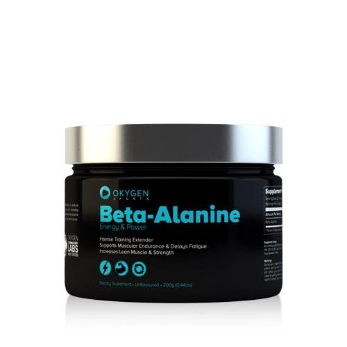 BETA ALANINE 200GR - OKYGEN