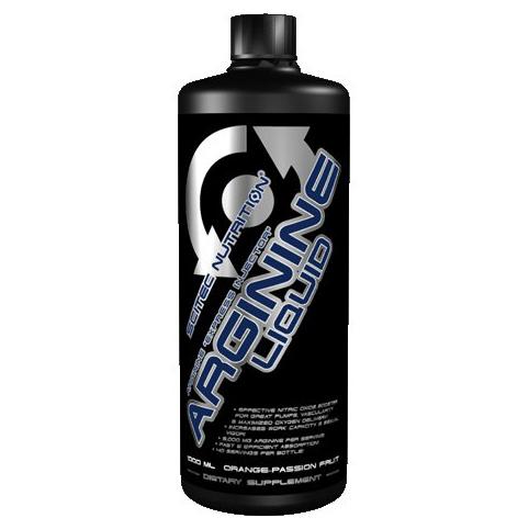 Arginine Liquid - Άμεση 'ένεση' αργινίνης. 1000ml.