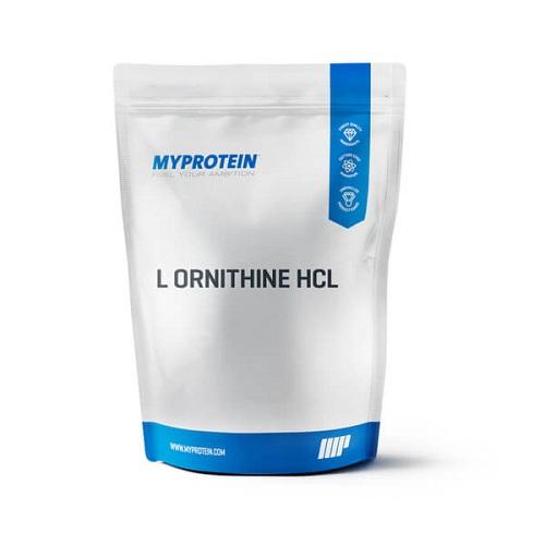 L ORNITHINE HCL 500GR - MYPROTEIN