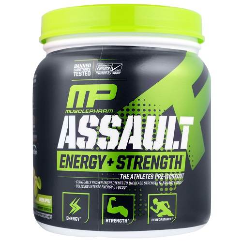 ASAULT 436GR - MUSCLE PHARM