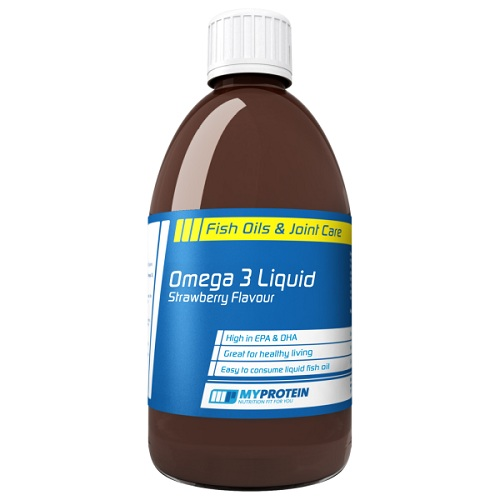 OMEGA 3 LIQUID 150ML - MYPROTEIN