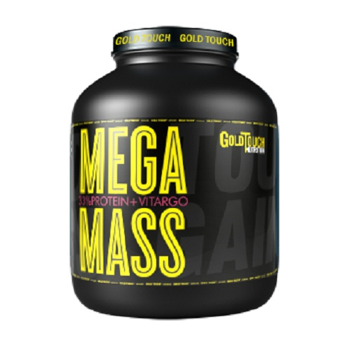 MEGA MASS 2000GR - GOLD TOUCH