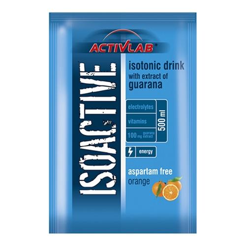 ACTIVLAB Isoactive - Αποτελεσματικό ισοτονικό ποτό! 31.5gr.