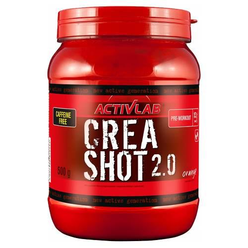 CREA SHOT 2.0 500GR - ACTIVLAB