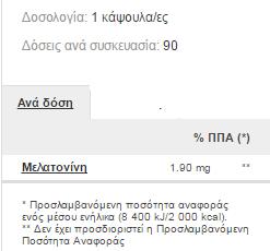 okygen melatonin-90-caps 1 facts